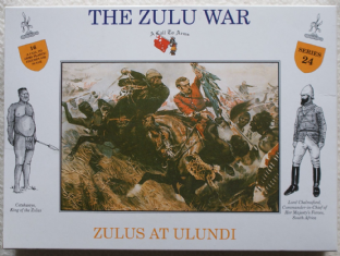A Call To Arms 1/32 CAL3224 Zulus At Ulundi (Zulu Wars)
